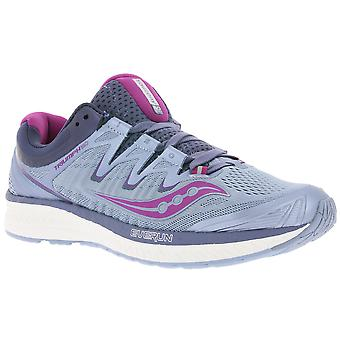 Saucony shoes casual ladies shoes triumph ISO 4 grey