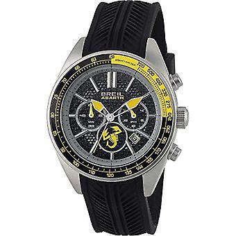 Breil Chronograph quartz men's Watch with Silicone Strap TW1691