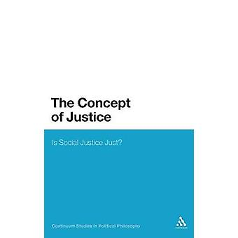 Concept of Justice by Burke & T. Patrick