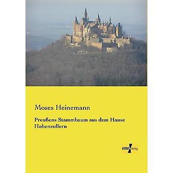 Preussens solidaritad Aus Dem Hause Hohenzollern da Heinemann & Mosè