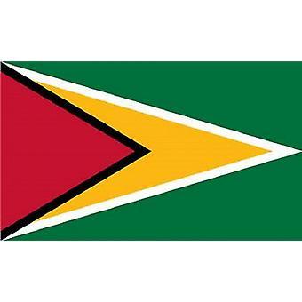 Vlag van 3 Ft X 5 Ft (90 X 150 cm) - Guyana