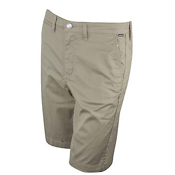 Quiksilver Mens Everyday Union Stretch Casual Shorts - Brown