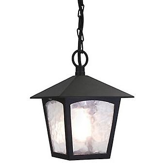 Traditional Outdoor Old English Style Porch Chain Lantern IP44