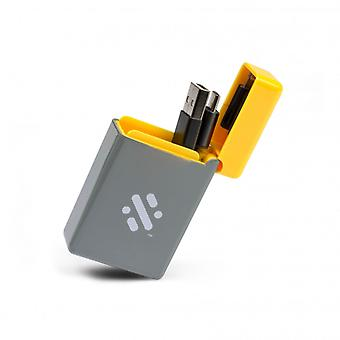 thumbsUp Flip Retractable 3-in-1 Charging Cable
