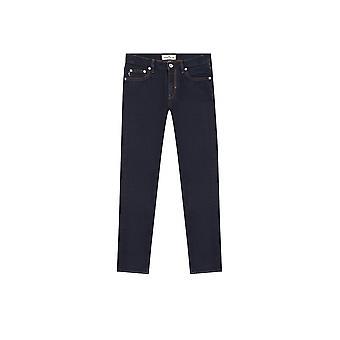 Stone Island Junior Stone Island Junior J3221 Blue Rinse Skinny Fit Jean