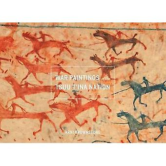 War Paintings of the Tsuu T'ina Nation by Arni Brownstone - 978080326