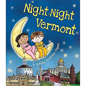 Night-Night Vermont by Katherine Sully - 9781492655015 Book