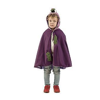 Cloak Monster Lila Children's Cape Children's Costume Children's Cloak Costume Kids
