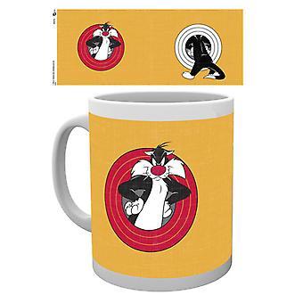 Looney Tunes Sylvester Boxed Drinking Mug