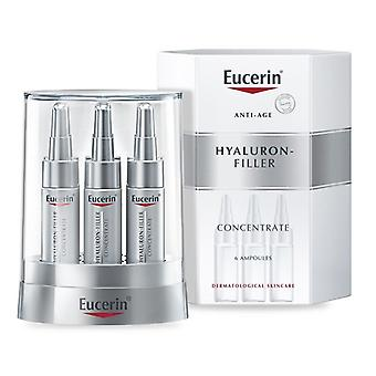 Eucerin Hyaluron-Filler Concentrate 30ml (5ml x 6)