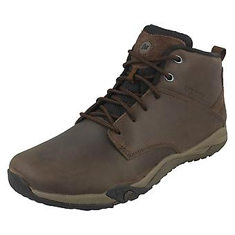 Hommes Merrell Casual Walking Trainers Helixer Morph Frost