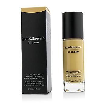 BareMinerals BarePro Performance Wear teint liquide SPF20 - 08 or Ivoire 30ml / 1oz