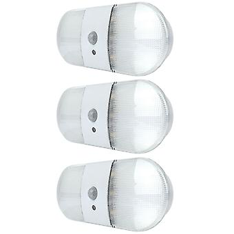 Xtralite Omni 6 LED Motion Sensor Activated Portable Light, Cordless Battery Powered With 3M Command Strips, 80 Lumens