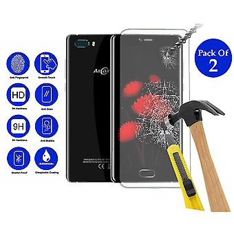 Pack of 2 Tempered Glass Screen Protection For All Call Rio S 5.5