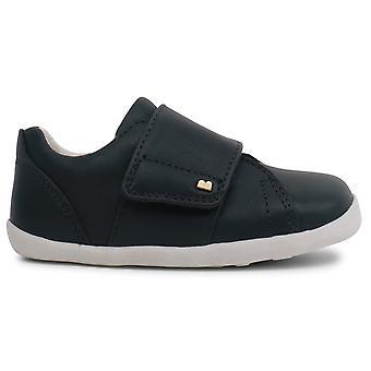 Bobux Step Up Boys Boston Zapatos Navy