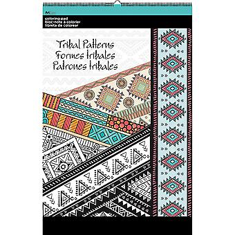 Trends Coloring Pad 11