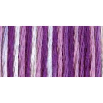 Dmc Color Variations Six Strand Embroidery Floss 8.7 Yards Orchid 417F 4255