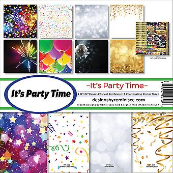 It's Party Time Collection Kit 12