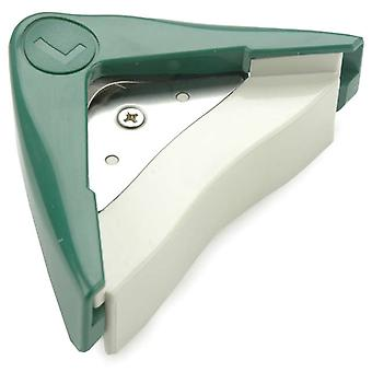 Corner Rounder Large Punch 10Mm Pp64b Lg Green