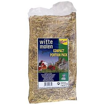 Witte Molen Paja Prensada (Small animals , Rabbits , Hygiene and Cleaning , Bedding)