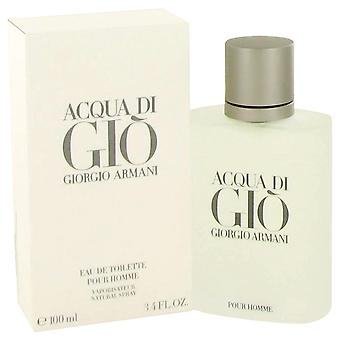 Acqua Di Gio Pour Homme By Giorgio Armani Edt Spray 100ml