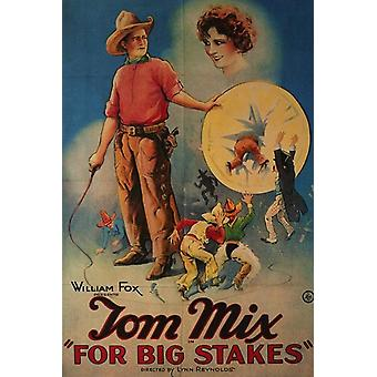 for Big Stakes Movie Poster (11 x 17)