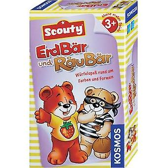 Family game Kosmos Scouty - ErdBär und RäuBär 711016 3 years and over