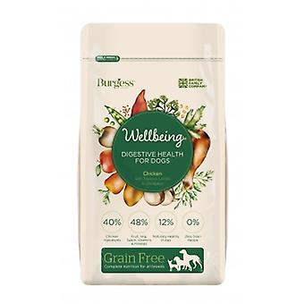 Burgess Wellbeing Grain Free Digestive Health Chicken 10kg