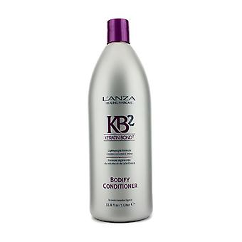 lanza KB2 Bodify acondicionador 1000ml / 33.8 oz