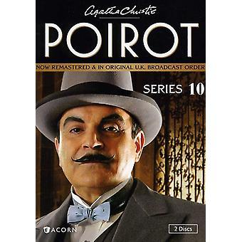 Agatha Christie's Poirot: Series 10 [DVD] USA import