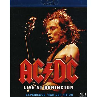 AC/DC - Live at Donington [BLU-RAY] USA import