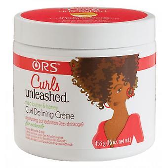 Organic Root Stimulator Curls Unleashed Curl Defining Creme 453g