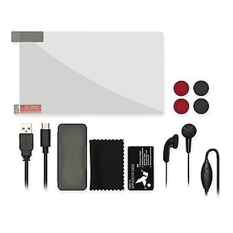 Speed-Link 7-in-1 Starter Kit per Nintendo interruttore - nero (SL-330600-BK)