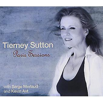 Tierney Sutton - Paris Sessions [CD] USA import