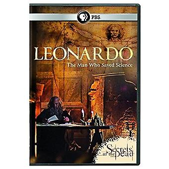 Secrets of the Dead - Leonardo: Man Who Ssn 16 [DVD] USA import