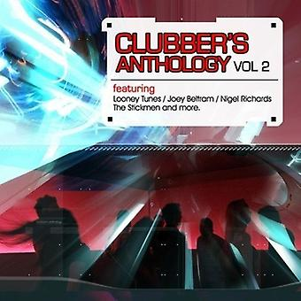 Clubber Anthology - Vol. 2-Clubber antologi [CD] USA import