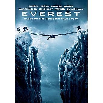Everest [DVD] USA import