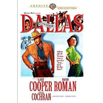 Dallas (1950) [DVD] USA importeren