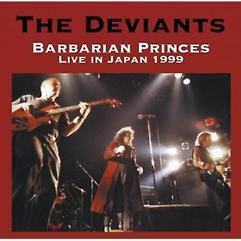 Afvigere - barbar Princes bor i Japan 1999 [CD] USA import