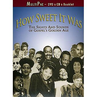 How Sweet It Was: The Sights & Sounds of Gos - How Sweet It Was: The Sights & Sounds of Gos [CD] USA import
