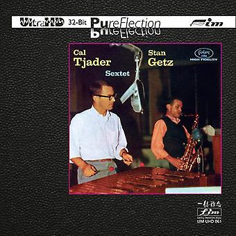 Cal Tjader & Stan Getz - sekstet [CD] USA import
