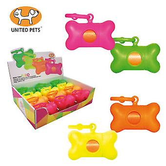 United Pets Bon Ton Fluro (Dogs , Grooming & Wellbeing , Bathing and Waste Disposal)