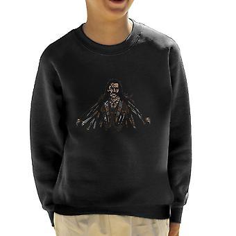 Say Hello To My Little Friends Machete Kid's Sweatshirt