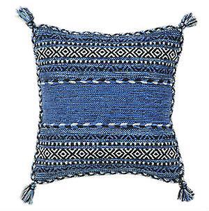 Kelim Blue Cushion tappeti tappeti moderni
