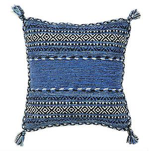 Kelim Blue  Cushion Rugs Modern Rugs