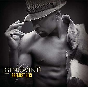 Ginuwine - Greatest Hits [CD] USA import