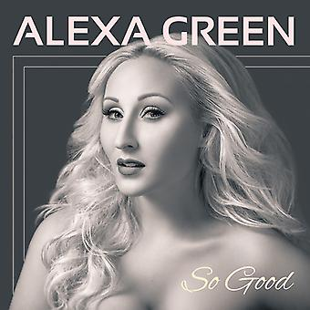 Alexa Green - så god [CD] USA import