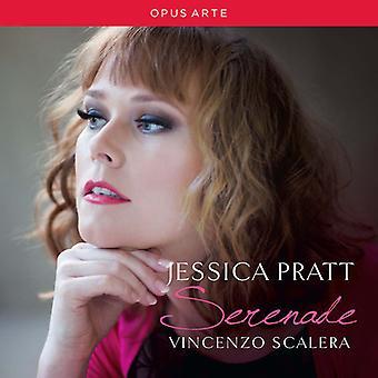 Bellini / Pratt / Scalera - Jessica Pratt - Serenade [CD] USA import