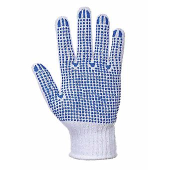Portwest - Fortis Polka Dot Gripper Gloves (1 Pair Pack)