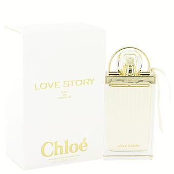 CHLOE kærlighedshistorie af Chloe Eau De Parfum EDP Spray 75ml 2.5 oz